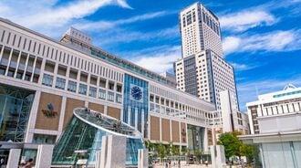 意外?都道府県のJR代表駅「乗車人員」ランキング