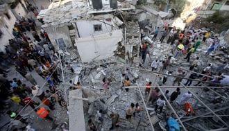 「分裂主義」を象徴、イスラエルの不気味さ