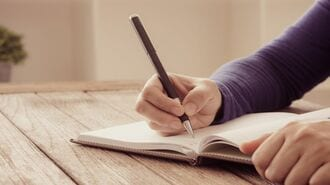 50代で爆速進化する人が「1行日記」を書く理由