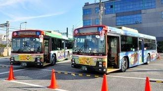 コンセント付きの路線バスが増えているワケ