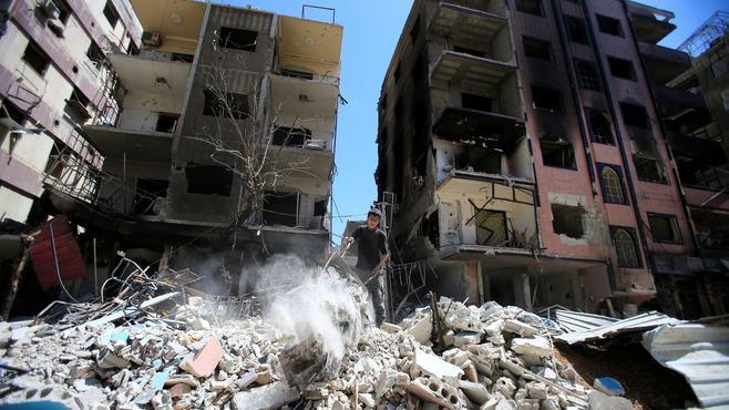 シリア攻撃が示した米国の決定的な「異変」