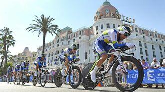 自転車ロードレースと組織で働く社員の共通点