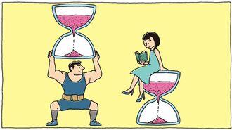 「筋肉系」と「文系」対照的な2人が電撃婚した理由