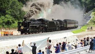 被災鉄道、なぜ山口県は早期復旧できたのか