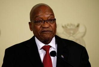 ズマ南ア大統領が辞任表明、9年の政権に幕