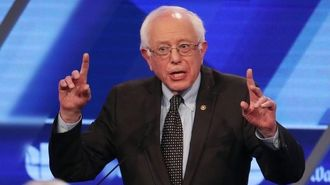 Why Is Sanders Keeping Silent on Israel?