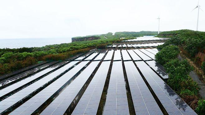 「日本南西端の島」で最先端の再エネ事業が始動