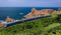 Japan's Top 10 Coastal Railroad