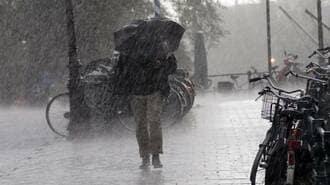 「ゲリラ豪雨」「線状降水帯」が発生するカラクリ