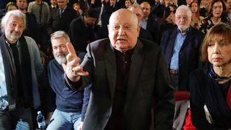 ゴルバチョフが警告「新冷戦を止めるべきだ」