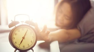 日本人の4割が抱える「睡眠負債」の深刻度