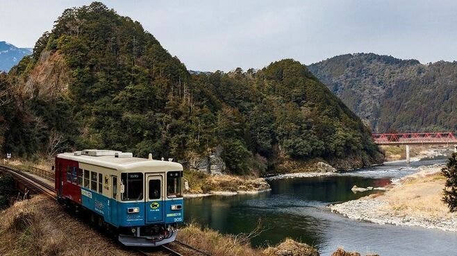 魅力は「山の中」にあり、岐阜県ご当地鉄道事情