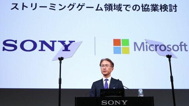 ソニーと「宿敵」の提携つないだ「日本人」の素顔