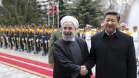China's New Approach to The Middle East