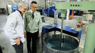 「深緑のiPhone」を実現したある日本企業の正体