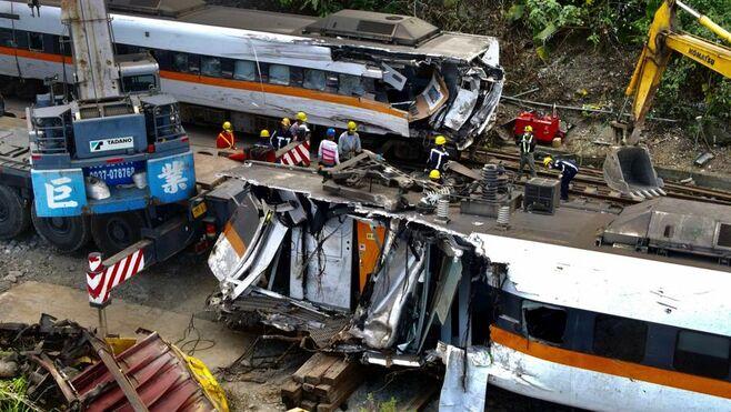 鉄道脱線事故から見えた台湾社会の「安全意識」