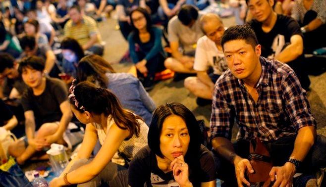 「香港デモ封殺」から透ける、中国政府の焦り