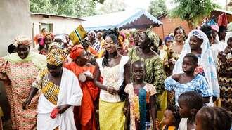太るために薬まで飲むアフリカ人女性の不思議