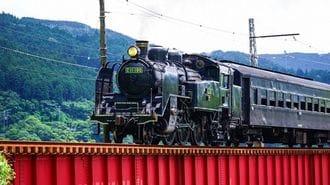 観光列車SLの再ブームに落とし穴はないのか