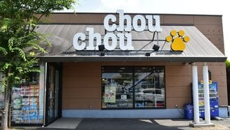 犬を売らないペット店が岡山で人気の事情
