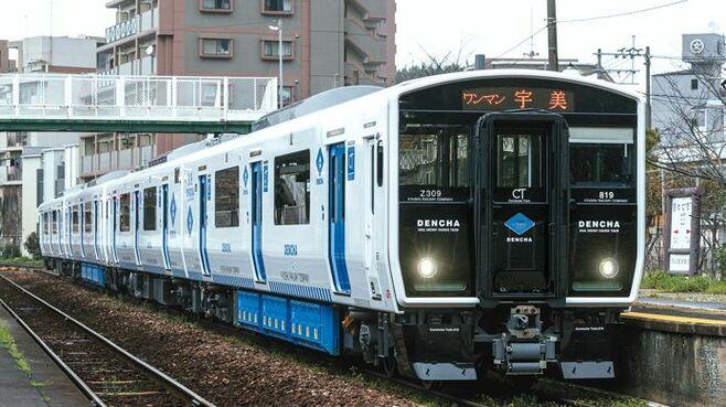 続々登場、「電気式気動車」は電車か気動車か