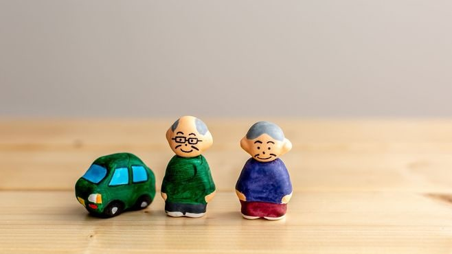 75歳以上の運転免許返納がまるで進まない実態