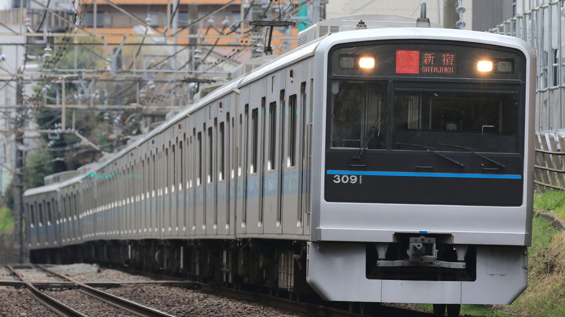 小田急の新ダイヤ、「複々線効果」は道半ば | 通勤電車 | 東洋 ...
