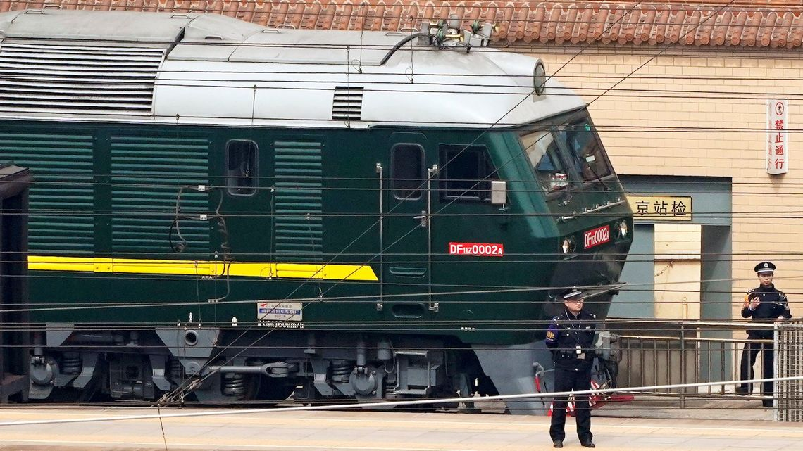 金委員長「列車訪中」に込められた歴史的意味 | 韓国・北朝鮮 | 東洋経済 ...