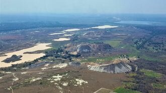 中国電池「CATL」、アフリカのリチウム資源に触手