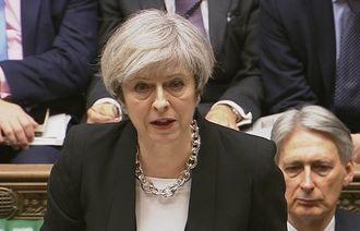 ロンドン襲撃事件、犯人の男は英国生まれ