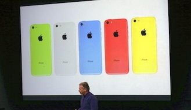 iPhoneビジネス、転換の2つの理由