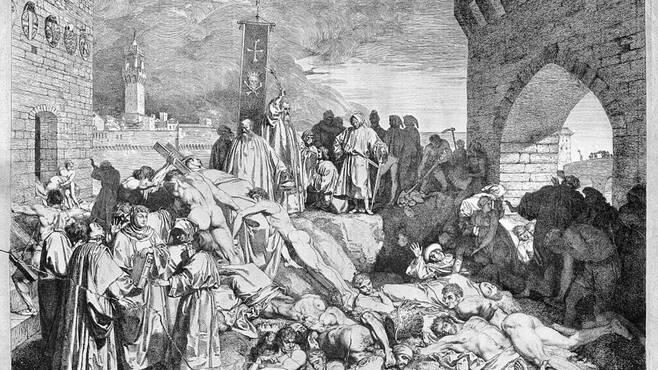 ペストに怯えた中世の人々が採った仰天の対策