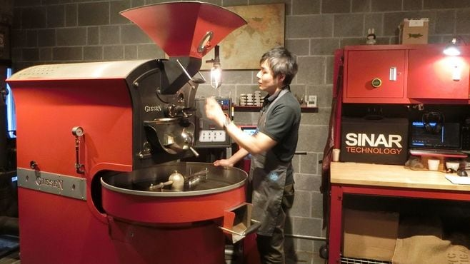 「世界一の焙煎士」が嘆くコーヒー業界の窮地