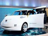 """EVのフロントランナー""日産はモーターショーで3コンセプトモデル公開"