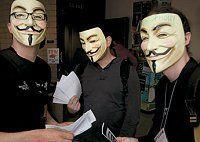 ソニーはなぜハッカーに狙われたのか、「アノニマス」の正体