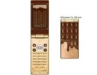 ハートをとろかす「チョコ携帯」の可能性《それゆけ!カナモリさん》