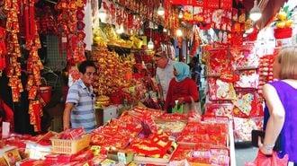 中国の春節に沸くシンガポールの最新事情