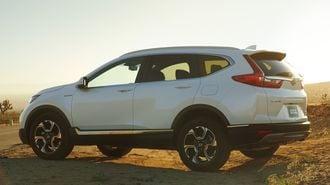 ホンダ「CR-V」、実際買うならどのグレードか