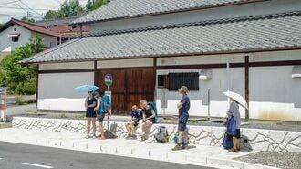 外国人客はバスを「グーグルマップ」で検索する