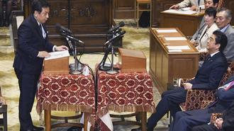 党首討論は通過儀礼?安倍首相「逃げ恥作戦」