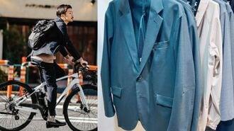 流行りのアクティブスーツがダサイ人の超盲点