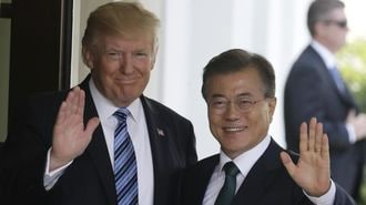 米韓首脳会談、結局「負けた」のはどちらか