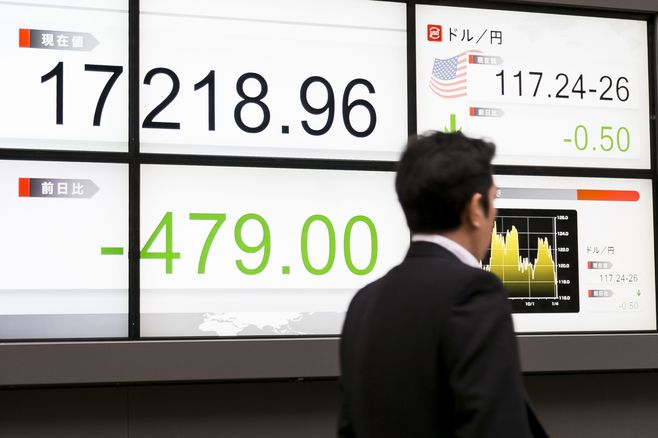 日本株「年初6連敗」の次に控える大波乱の種