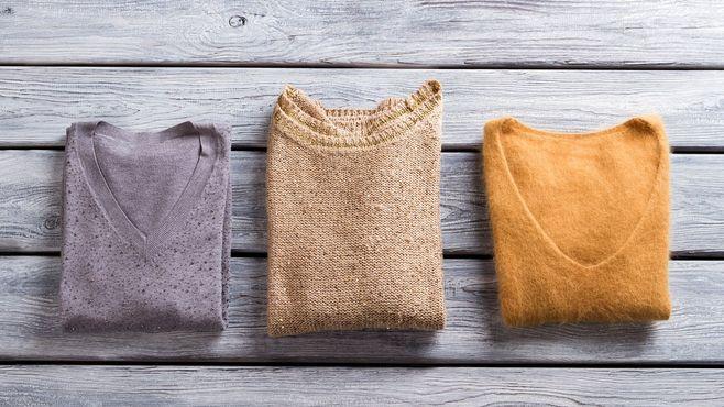 冬の主役「ニット」を自宅で簡単洗濯するコツ