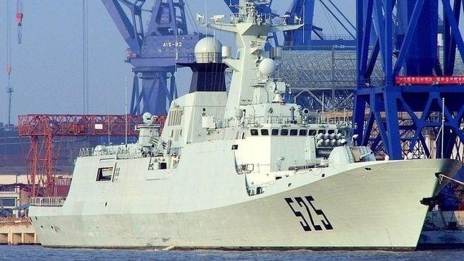 中国海軍に対する日本政府の抗議は筋違いだ