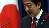Abe Says TPP Would Have Strategic Significance If China Joined