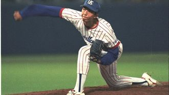 伝説の「高速スライダー」男、伊藤智仁の足跡