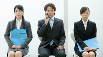 日本企業が「非効率な面接」をやめられない事情