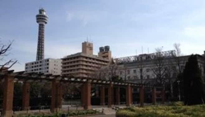 横浜プリンスホテル跡地に新しい街誕生