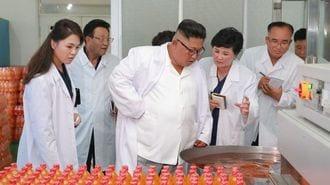 北朝鮮経済の仕組みは「マクドナルド的」だ